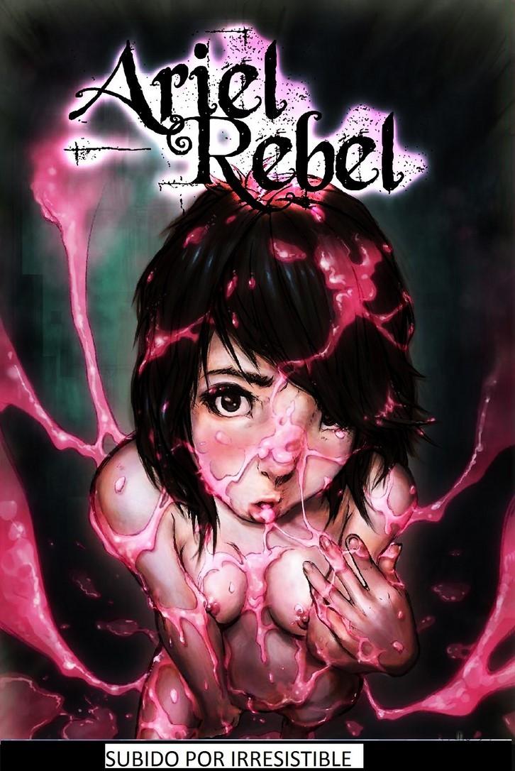 Ariel Rebel Comic Parte 1, 2 y 3 En Español