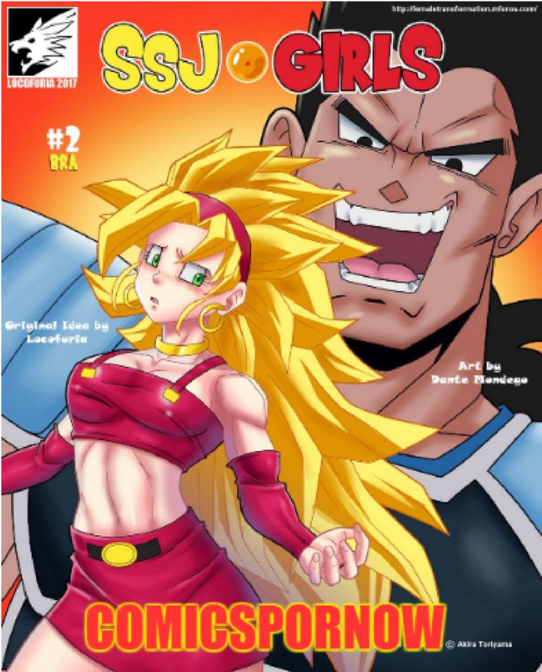 Nuevos comics porno dragonball Dragon Ball Hentai Dbz Xxx Comicspornow Com