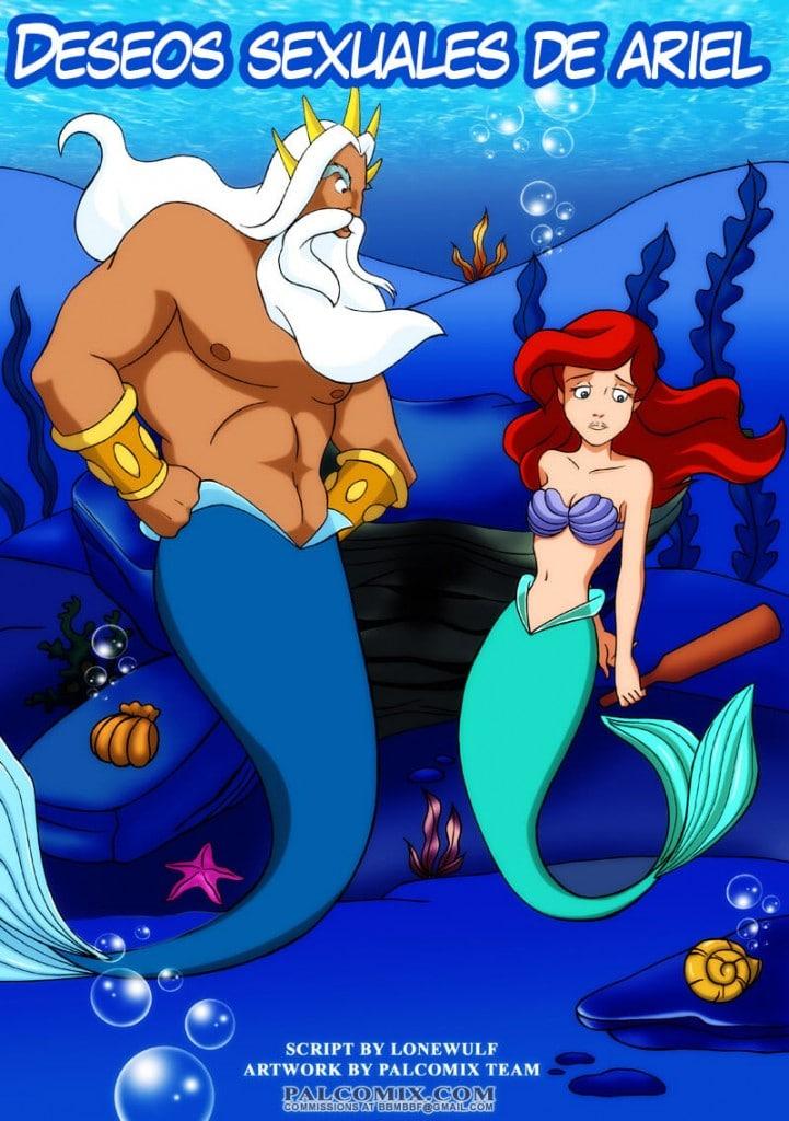 La Sirenita XXX – Los Deseos de Ariel